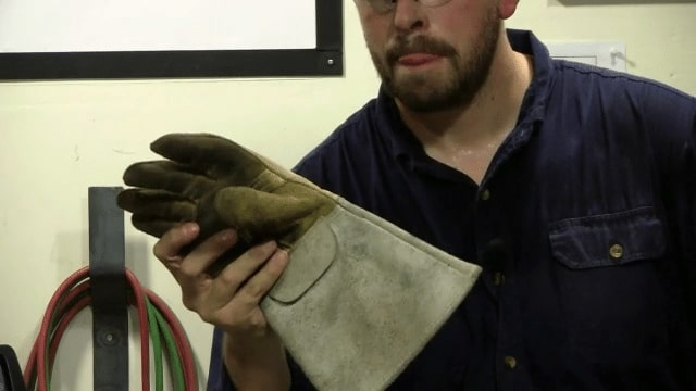 ابزار جوشکاری-دستکش جوش